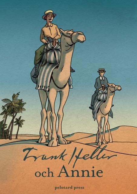 Frank Heller och Annie, Petter Lawenius
